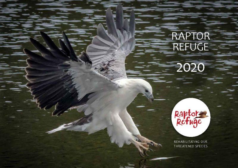 2020 Raptor Refuge Calendar