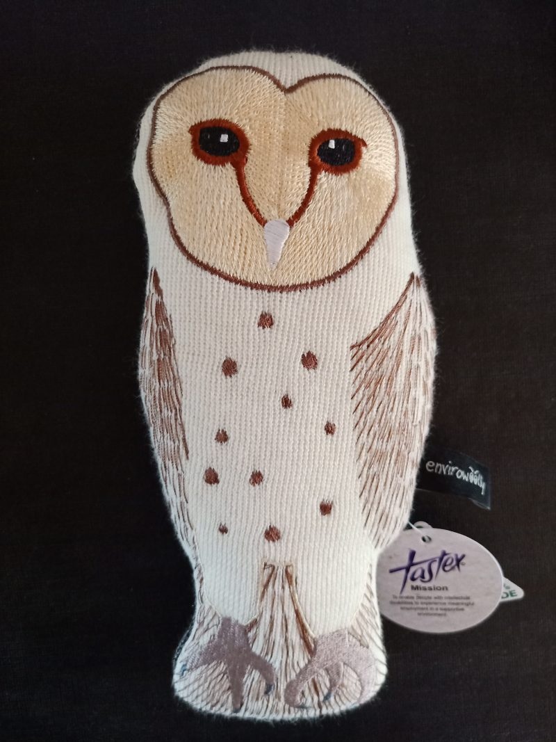 Envirowooly Masked Owl