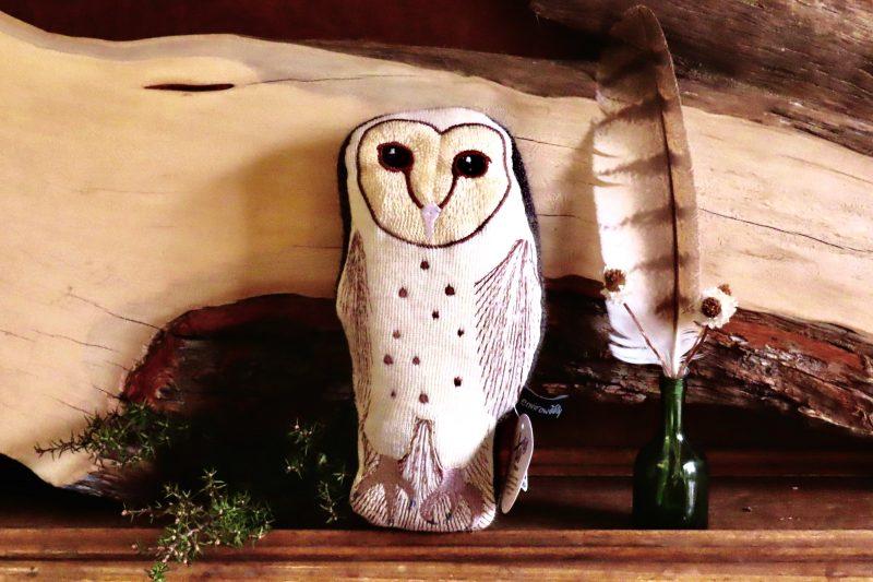 Envirowoolly Masked Owl