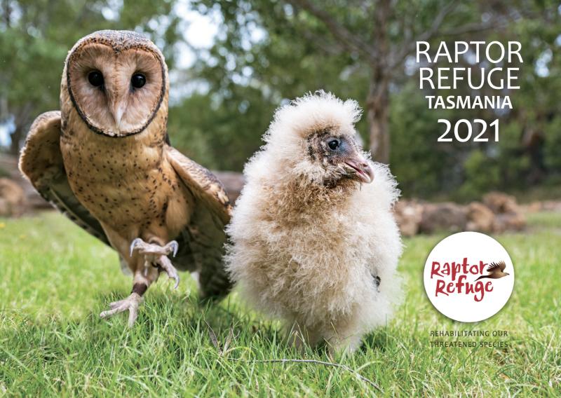 2021 Raptor Refuge Calendar