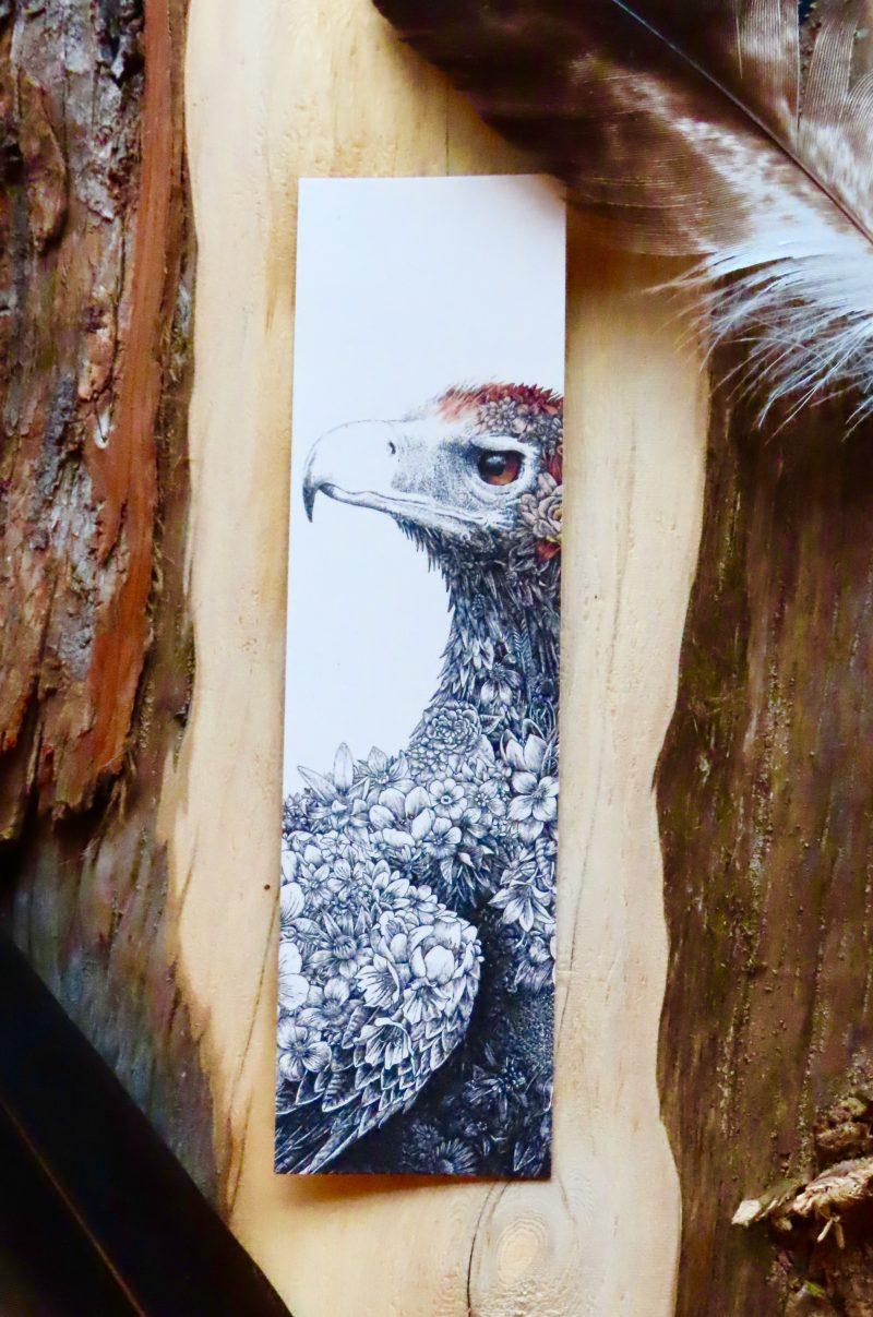 Wedge-Tailed Eagle Bookmark