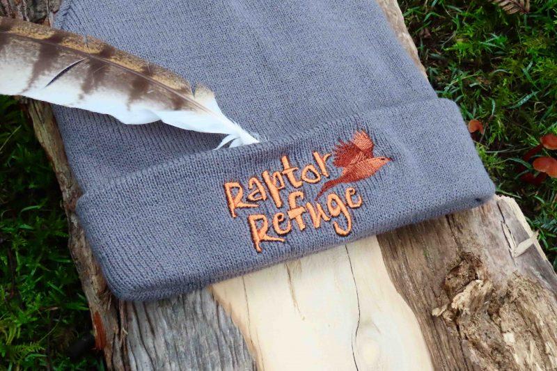 Raptor Refuge Beanie (Grey)