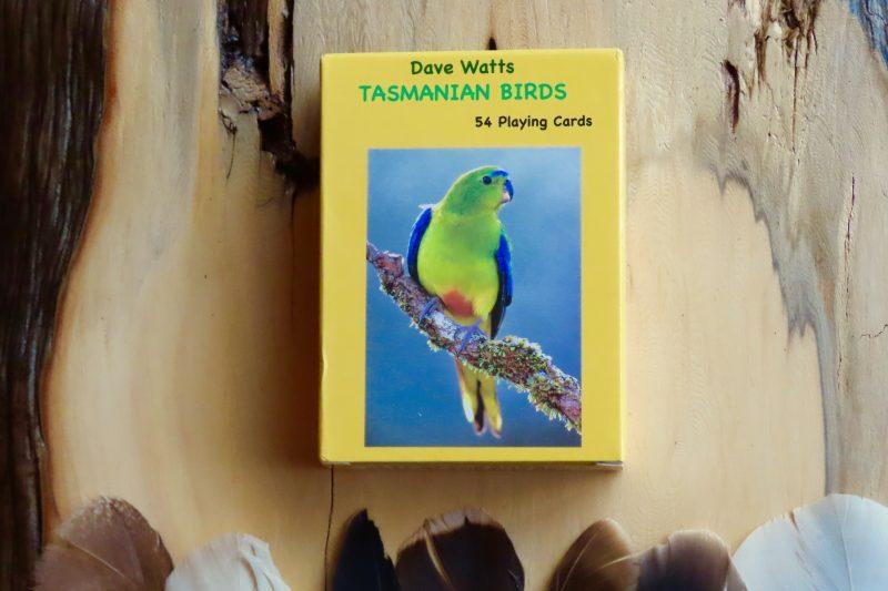 Tasmanian Birds Playing Cards
