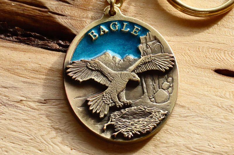 Eagle Key Chain