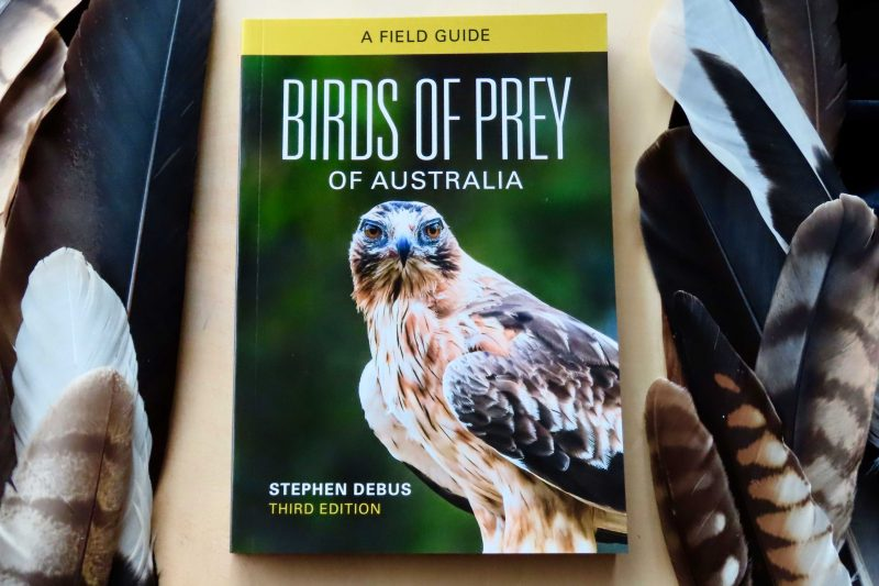 A Field Guide: Birds of Prey of Australia