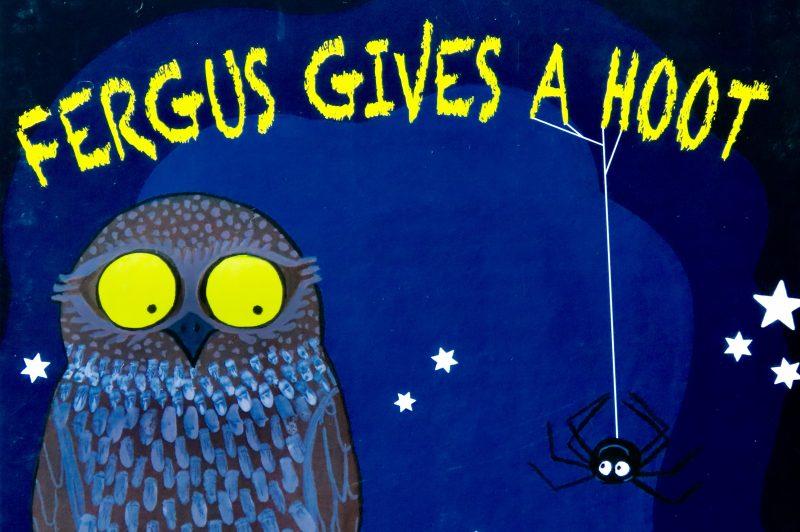 Fergus Gives a Hoot